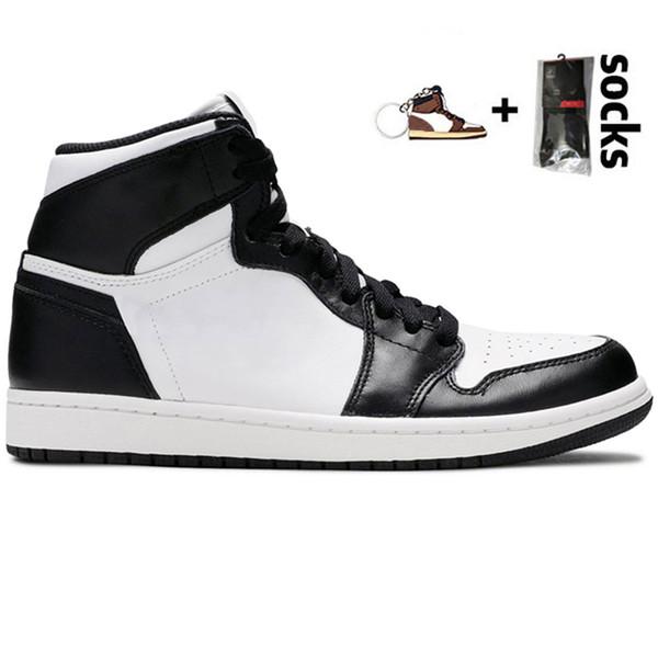 24 белый черный 36-46