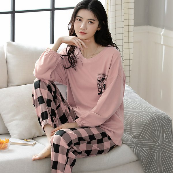 8630 Pink 100% Cotton Long Sleeve