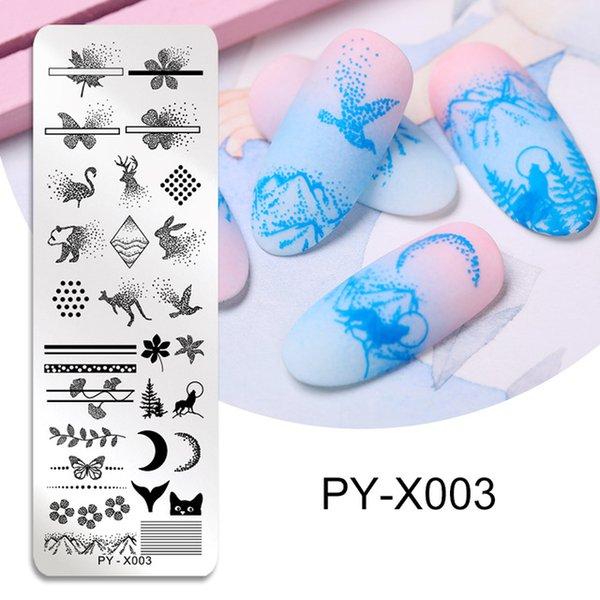 Cor: py-x003