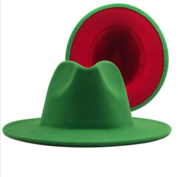 سانتي الأخضر والأحمر