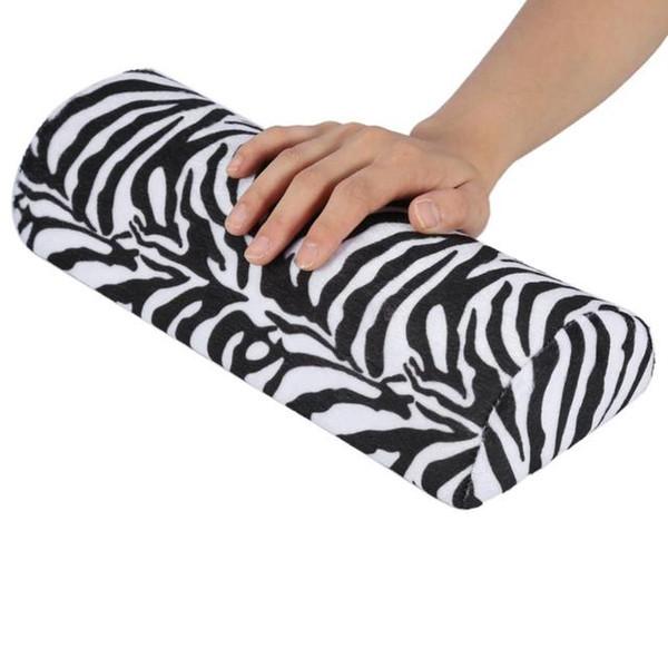 Ucuz 10 Renkler Yumuşak El Palm Dinlenme Manikür Masa Yıkanabilir El Yastık Yastık Tutucu Kol Dayanıklı Nail Art Standı