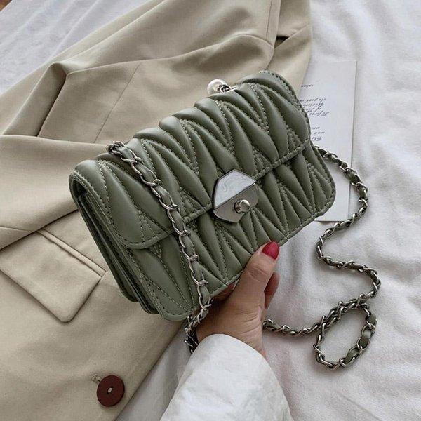Grüne Handtaschen