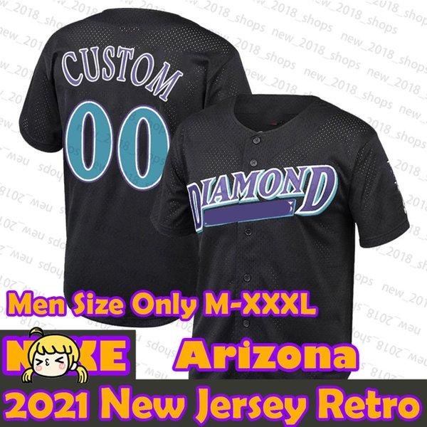Custom Retro Men Jersey