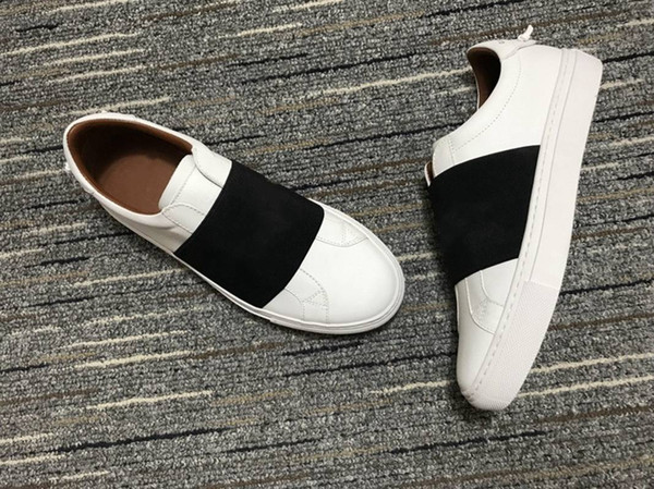 2021 new design men's and women's casual shoes 100% leather ladies sneakers letter lace luxe women's shoes fashion waterproof platform new m