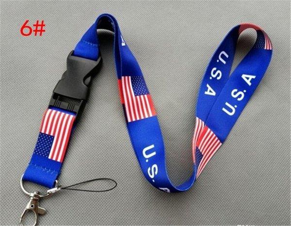 6 # США