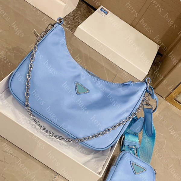 Fashion Women Luxurys Designers Bags 2021 hobo Handbag Mens Handbags Crossbody Shoulder Bag with wallet coin purse Pochette Letter Trend