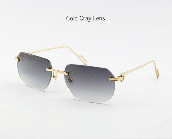 الذهب رمادي