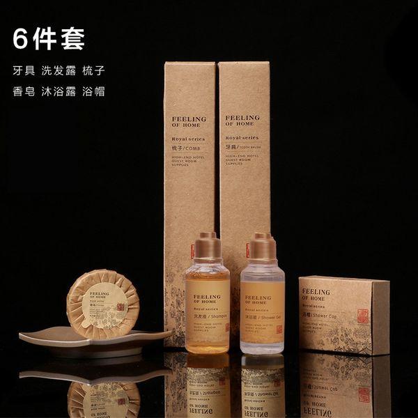 Conjunto de 6-Qingming Riverside Serie # 31085
