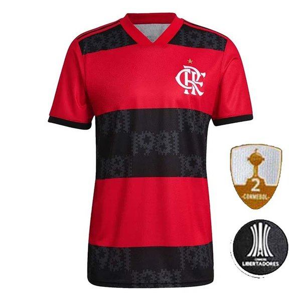 2021 Accueil + Patchs Libertadores