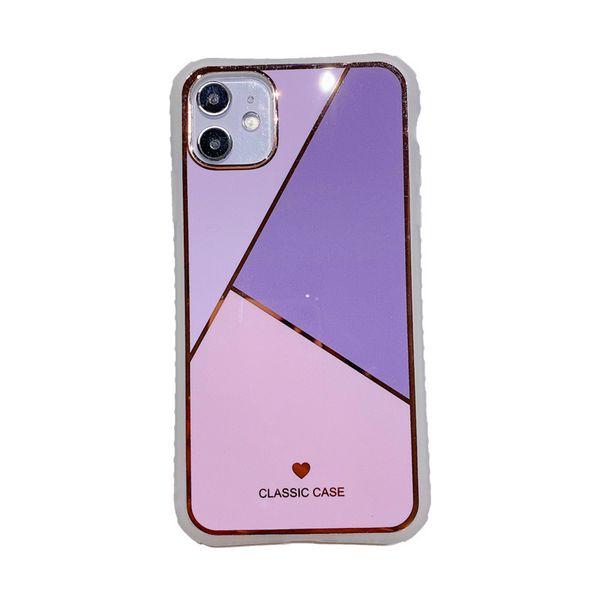 Mármol rombico púrpura