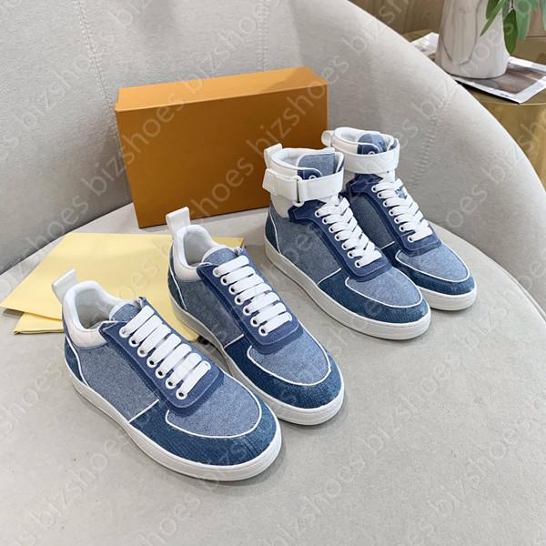 best selling rivoli boombox casual shoes Trainers Luxurys Designers Sneakers Women RUN AWAY shoe Mens Runner High top canvas Snekaer