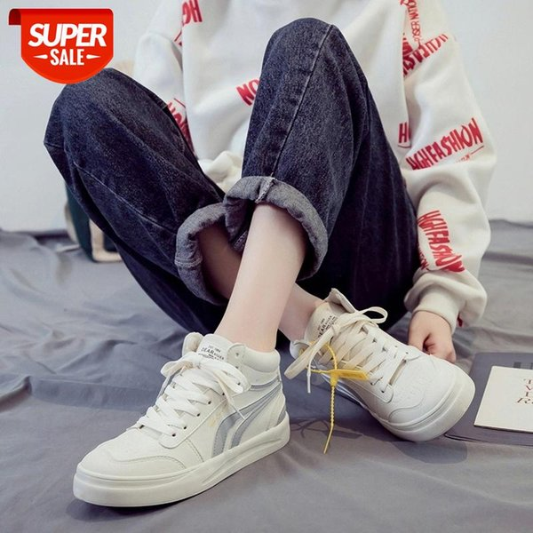 Women Shoes White Flats 2020 Fashion PU Leather Non-slip Casual Bottom Female Comfortable Sneaker Shoes Winter High Top Warm #tI8w Cataloge Men Shoes, Shoes For Men, Male Shoes, Fashion ShoesStyle Fashion / Trendy / New / HotOccasion All Match / Streetwear / Club / PartyFor Group Men / MaleWearing Design Fashion / Comfortable / BreathableFeatures High Quality / AntiwearingKeywords Men Shoes, Shoes For Men, Male Shoes, Fashion Shoes