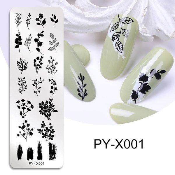 Cor: py-x001
