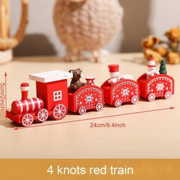 4 Bécasseaux maubèches train Style 4