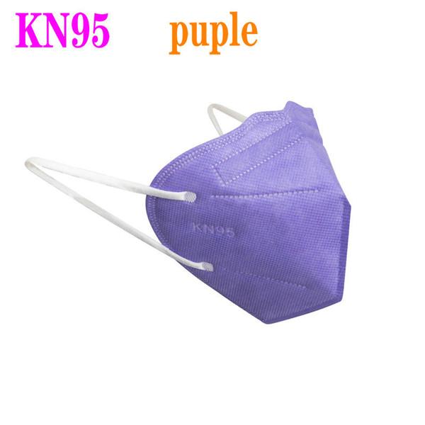 KN95 violet sans valve