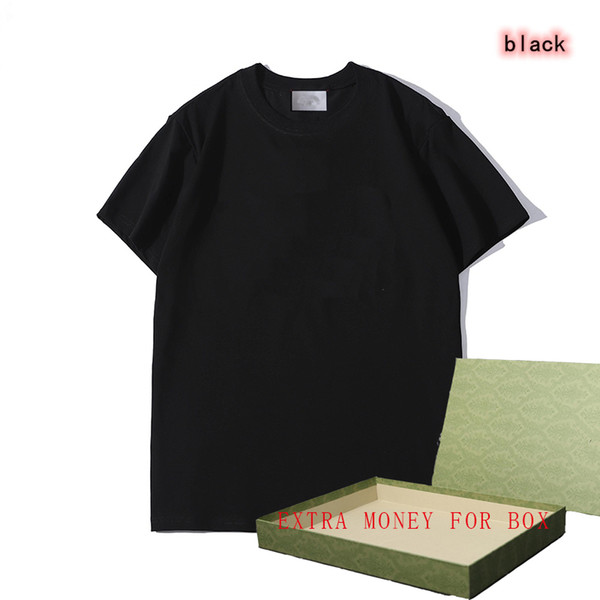best selling 2021 WEOME AND Men T-shirt Designer Letter Print Crew Neck Casual Summer Breathable T Shirts Solid Color Tops Tees Wholesale