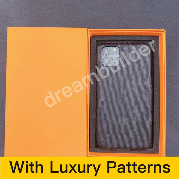 designer fashion Iphone 12 pro max 11 pro max 7 8 plus X XR XS MAX case PU leather Samsung S10 20 PLUS NOTE 10P 20 U case