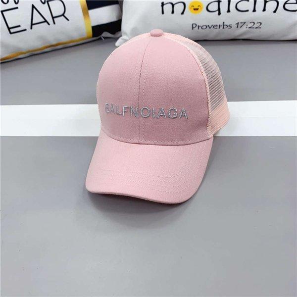 Pink - Balf Net Cap
