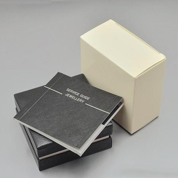 best selling luxury Men shirt Cuff Links Boxes unique design jewelry Cufflink gift box Perfect match for Cufflinks
