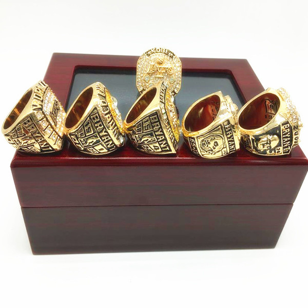 European and American fashion accessories, fans championship ring is the best gift for friends885 European and American fashion accessories, fans championship ring is the best gift for friends