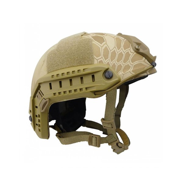 best selling FAST MH SEAL tactical helmet Real CS field outdoor riding helmet Tactical Helmets ABS+EPP HT005NO