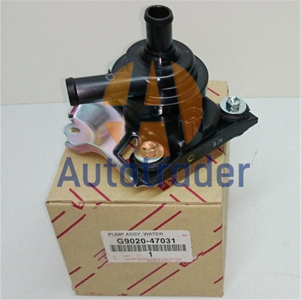best selling G9020-47031 04000-32528 0400032528 New Inverter Water Pump FIT Toyota Prius Hybrid 04-09 1.5L NEW