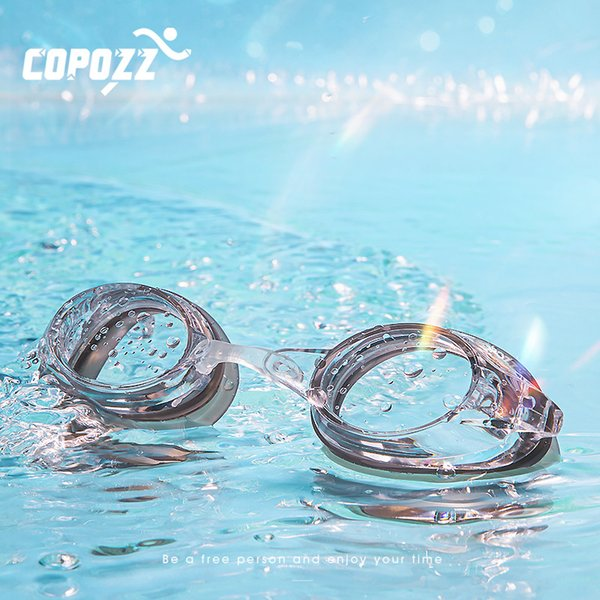 top popular Professional Men Women Swimming Goggles Plating Anti-fog Swimming Glasses Waterproof UV Protection Swim Glasses for Competition 210305 2021
