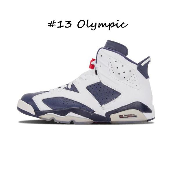 # 13 olímpico
