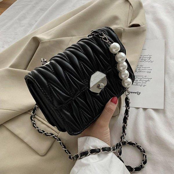 Schwarze Handtaschen