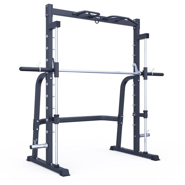 best selling Barbell Bench Stand Gantry Squat Rack Counter Balanced Smith Machine Comprehensive Training Equipment Fitness Equipment