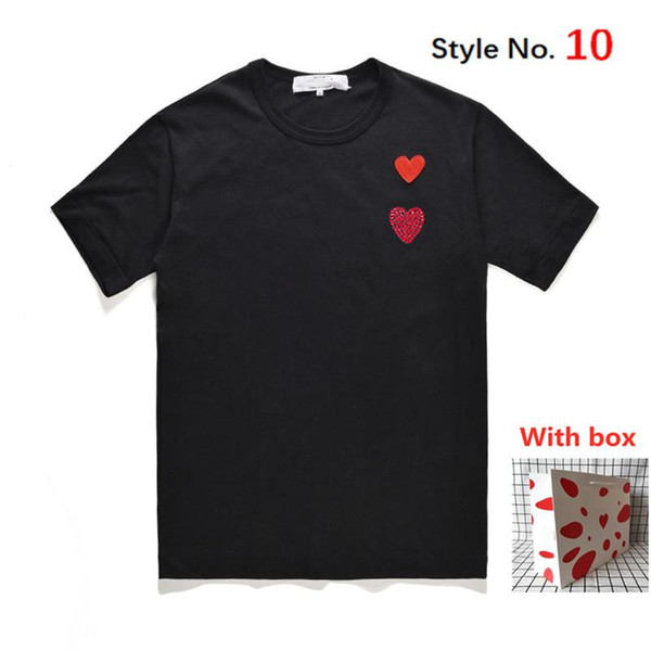 top popular High quality women t shirt Cool Printed men t shir Short Sleeved Tops Tee Shirts Clothing Breathable and sweat-absorbent Labeled box 2021