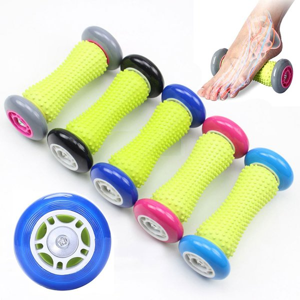 best selling Roller Massage Relief Plantar Fasciitis And Heel Foot Arch Pain Reflexology Massager For Back Leg Hand Muscle Relax Hot