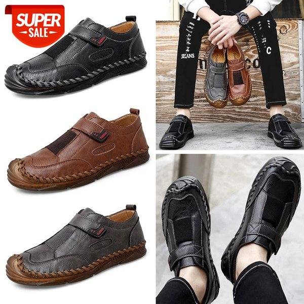 WOTTE Men Shoes New Split Leather Men's Loafers Moccasins Casual Shoes Breathable Slip on Flat shoes Boat Size 38-47 #bt7L Cataloge Men Shoes, Shoes For Men, Male Shoes, Fashion ShoesStyle Fashion / Trendy / New / HotOccasion All Match / Streetwear / Club / PartyFor Group Men / MaleWearing Design Fashion / Comfortable / BreathableFeatures High Quality / AntiwearingKeywords Men Shoes, Shoes For Men, Male Shoes, Fashion Shoes