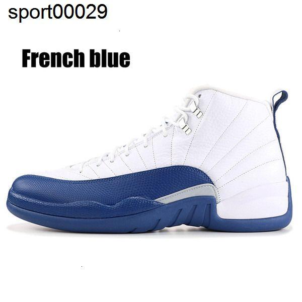 Französisch blau.