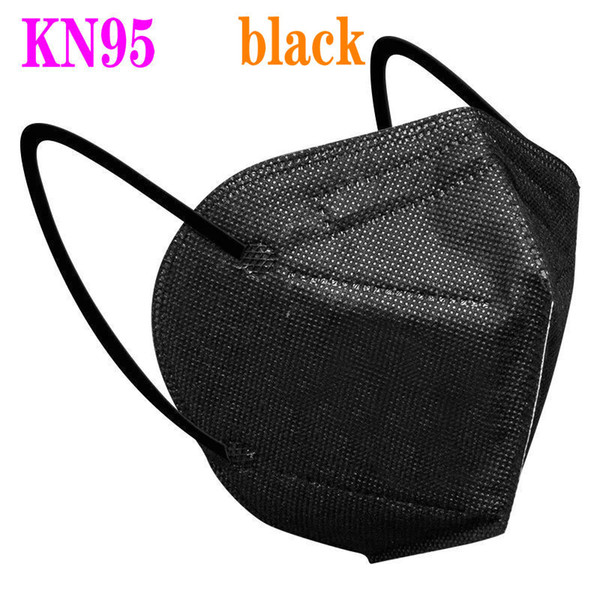 noir KN95 sans clapet