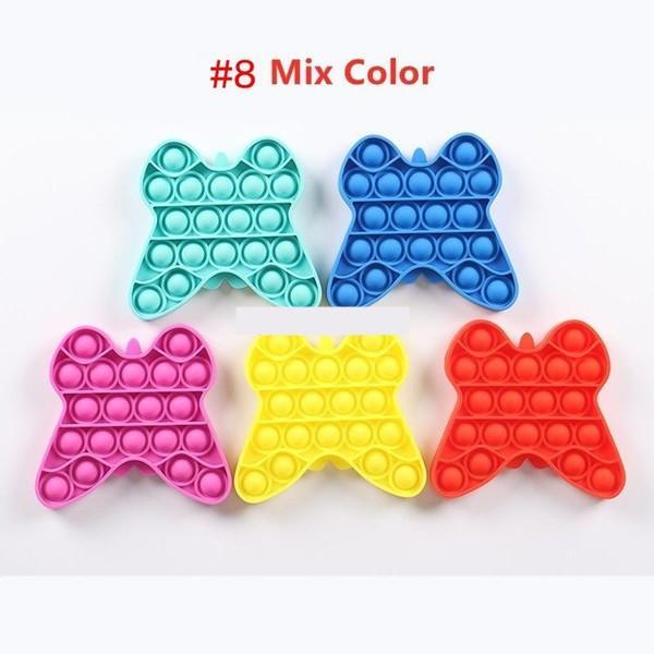 #8 mix