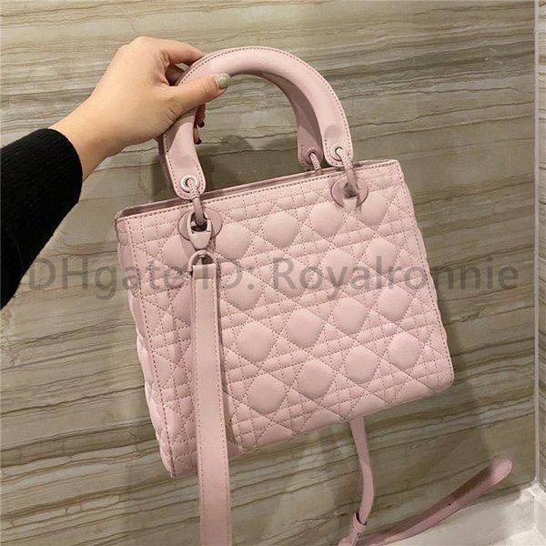 Розовый размер 24см