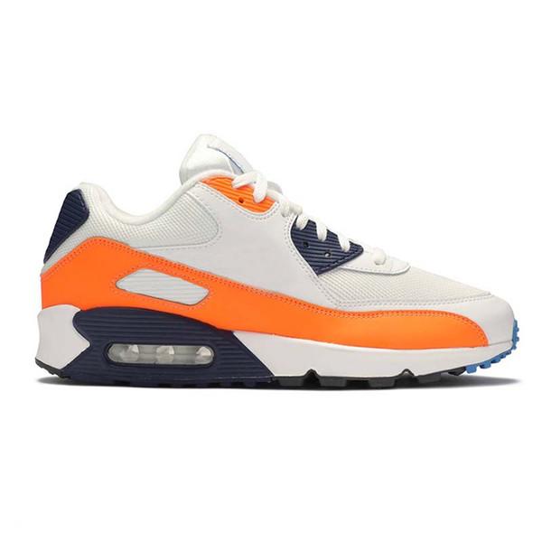 C24 laranja azul 40-45