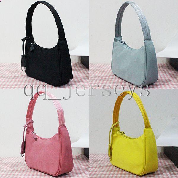 Top quality New Women's Re-edition 2000 tote leather Shoulder Bag Luxury Designer Women's Shoulder Bag Crossbody Bags Handbag