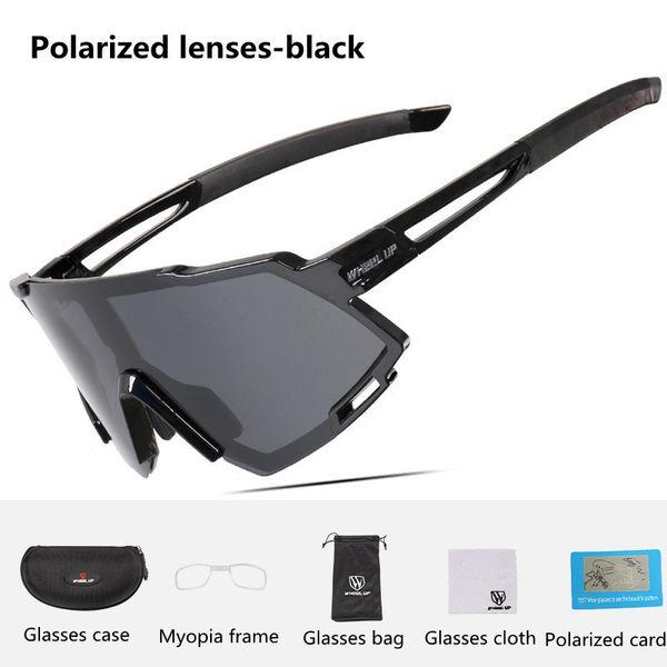 Polarized lenses - Black(07#)