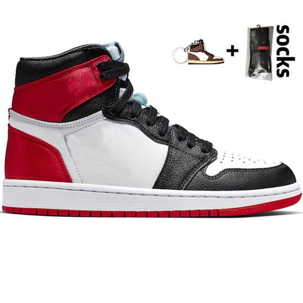 34 черный носок