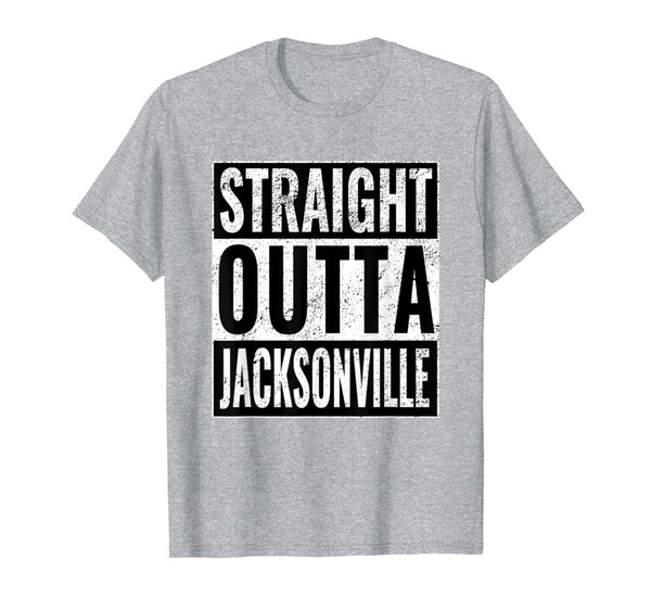 Straight Outta Jacksonville - Straight Out of Jacksonville T-Shirt