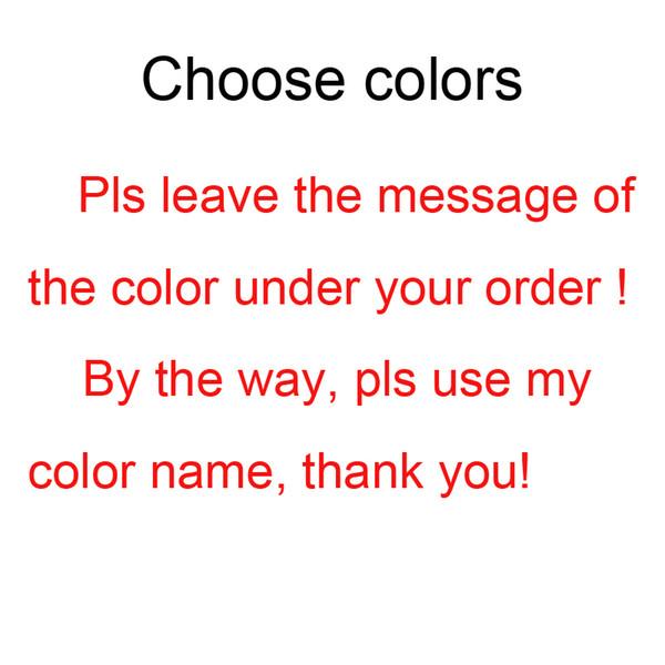 Choose Colors