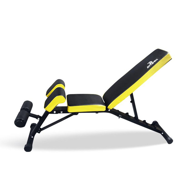 best selling Multifunction Dumbbell Stool Fitness Chair, Sit-ups Weight Bench Fitness Workout Station, Healthy Abdomen Device