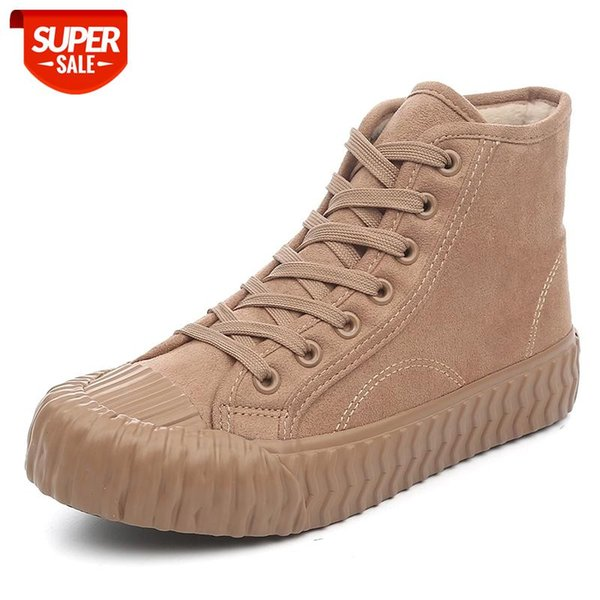 2019 New Winter Women's Shoes Wild Velvet Canvas Shoes High-top Non-slip Cloth Comfortable Flat Casual Women's Vulcanize #yU0G Cataloge Men Shoes, Shoes For Men, Male Shoes, Fashion ShoesStyle Fashion / Trendy / New / HotOccasion All Match / Streetwear / Club / PartyFor Group Men / MaleWearing Design Fashion / Comfortable / BreathableFeatures High Quality / AntiwearingKeywords Men Shoes, Shoes For Men, Male Shoes, Fashion Shoes