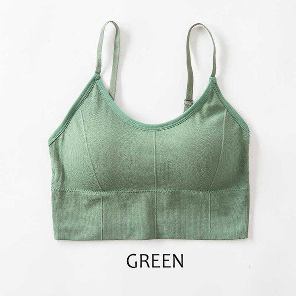 Yeşil.