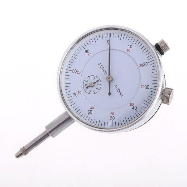 top popular easuring & Gauging Tools Indicators Precision 0.01 Dial Indicator 0-10mm Meter Precise 0.01mm Resolution Indicator Gauge Mesure Ins... 2021