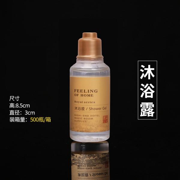 Ducha Gel-Qingming Riverside Ser # 31085