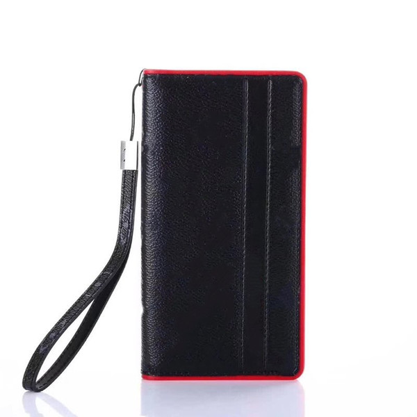 For iphone 12 12pro max Wallet Phone Case Top Quality Fashion Leather Card Pocket Designer Phone Cover for Iphone 11pro max XR Xsmax