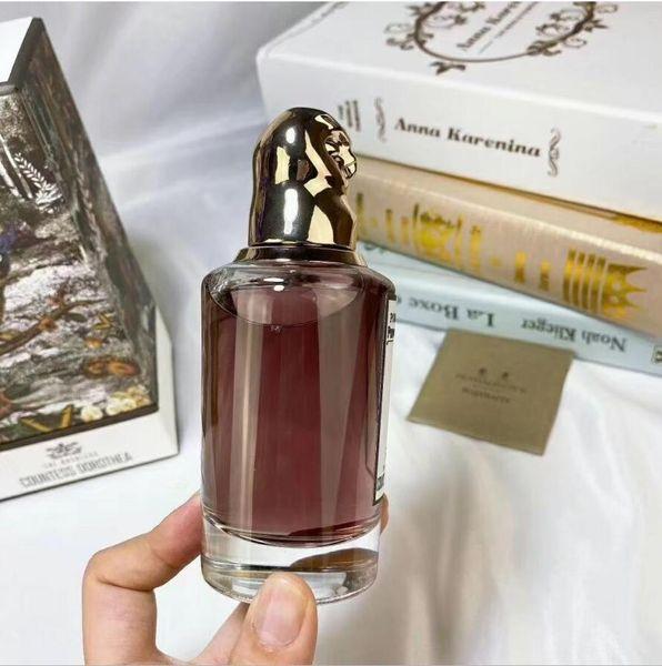 top popular New lady owl shape bottle durable perfume 75ml the Ruthless Deodorant milk 2021